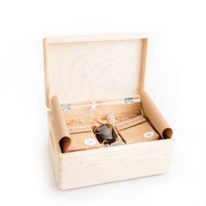 honey and tea premium gift box