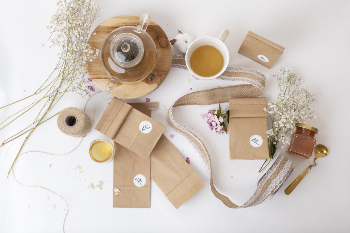 Amazing Gift Collection - Gift set with Leaf Tea