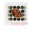 hibiscus, apple, orange peel, cinnamon, cloves, anise, nutmeg, aroma fruit tea, fruit mix, mulled wine