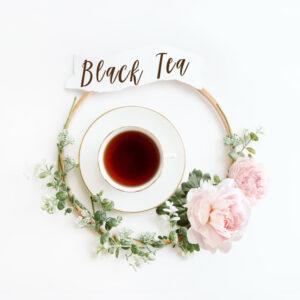 Black Loose Leaf Tea