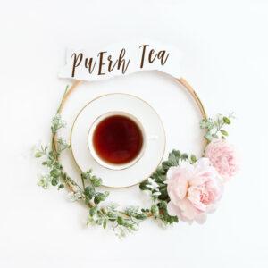 Pu Erh Loose Leaf Tea